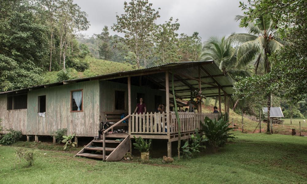 Don Felix & Doña Yentsy's house