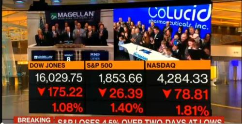 Phew! The closing Wall Street bell has been rung
