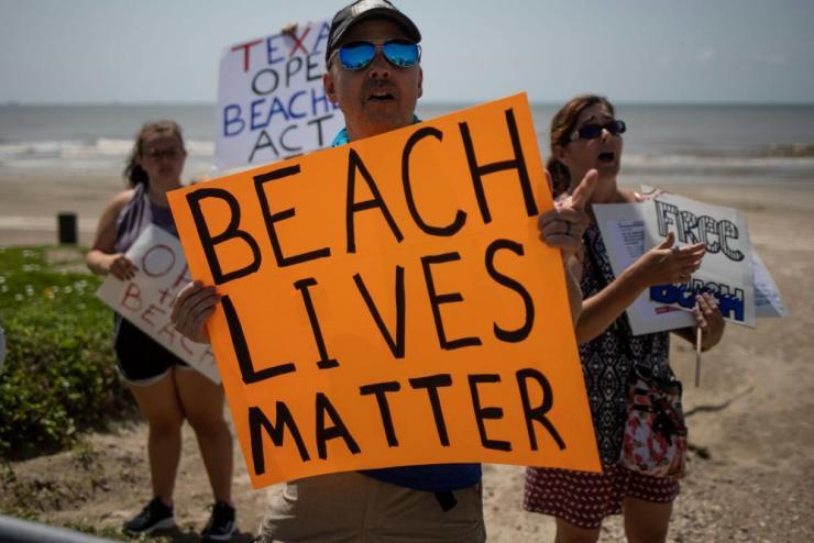 Beach Lives Matter