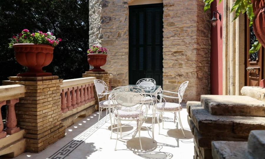 Archontiko Angelou villa, Leros