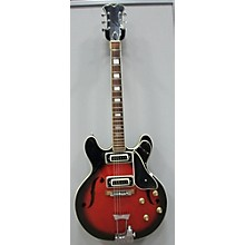 Vintage Teisco Semi-Hollow and Hollow Body Electric ...