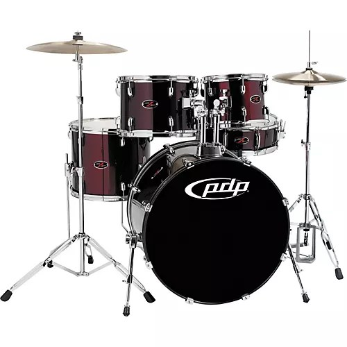 PDP by DW Z5 5 Piece Drum Set   Guitar Center PDP by DW Z5 5 Piece Drum Set