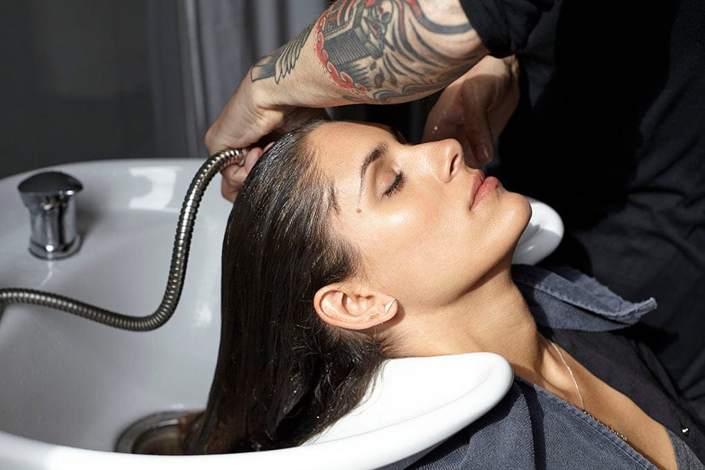 how to light a hair salon hairstory