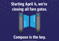 از ۴ آوریل استفاده از بلیتهای کاغذی در اسکایترین و اتوبوس دریایی امکانپذیر نخواهد بود