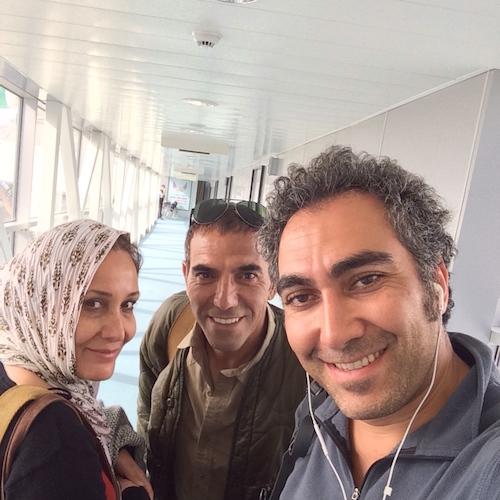 گفتوگو با سه سینماگر- پژمان هادوی- آزیتا موگویی- احمد رمضانزاده