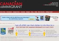 راهنمای تصویری شرکت در رأیگیری گزینش مهاجران نمونهٔ سال ۲۰۱۶ کانادا