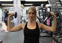 آموزش انجام حرکات با وزنه (۱)