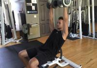 پرورش عضلات سینه