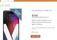 ویند موبایل با عرضهٔ گوشیهای جدید برای ارائهٔ سرویس LTE آماده میشود