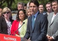 یکسال پس از انتخابات فدرال ۲۰۱۵ کانادا، کارنامه یکسالهٔ دولت لیبرال