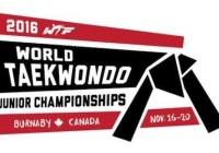 مسابقات قهرمانی تکواندو نوجوانان جهان در شهر برنابی