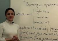 آموزش زبان انگلیسی – اجارهکردن خانه و آپارتمان