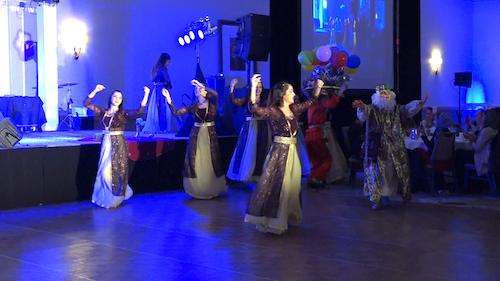 جشن بزرگ نوروزِ بالهٔ ملی پارس ونکوور و رسانهٔ همیاری برگزار شد