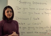 آموزش زبان انگلیسی – اصطلاحات مربوط به خریدکردن