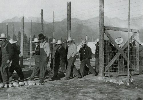 بازداشت اوکراینیهای مقیم کانادا در اردوگاههای اسرای جنگ جهانی اول