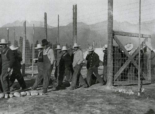 اردوگاه کسل مانیتن- سال ۱۹۱۵