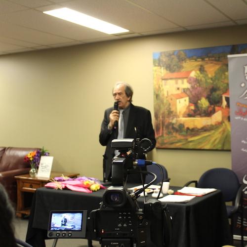 شب داستانخوانی در نورث ونکوور
