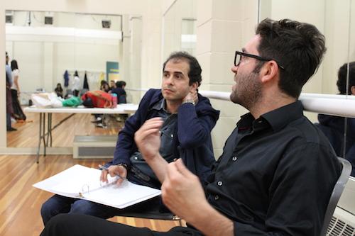 حسام انوری - ژوبین غازیانی