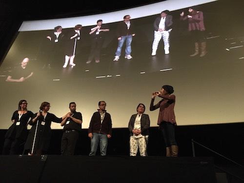 ششمین جشنوارهٔ دوسالانهٔ جهانی فیلم و هنر ناشنوایان تورنتو