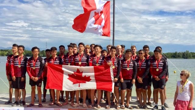 گفتوگو با رامین نجار، عضو تیم قایقرانی پارویی نوجوانان کانادا و برندهٔ مدال طلای جهانی