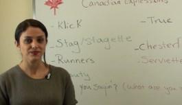 اصطلاحات مخصوص کاناداییها