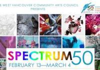 نمایش آثار پنج هنرمند ایرانی در نمایشگاه SPECTRUM 50
