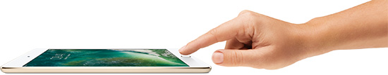 Apple iPad mini 4 TouchID