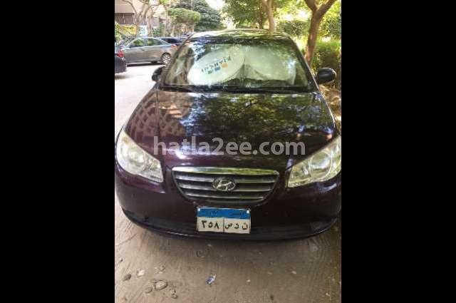 إلنترا اتش دى هيونداي مصر الجديدة بنفسجي 2860422 سيارات