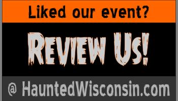 Review Us on HauntedWisconsin.com