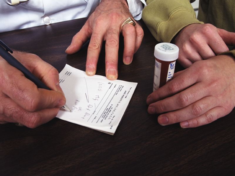News Picture: 'Pill Mill' Docs Only Partly to Blame for Opioid Epidemic