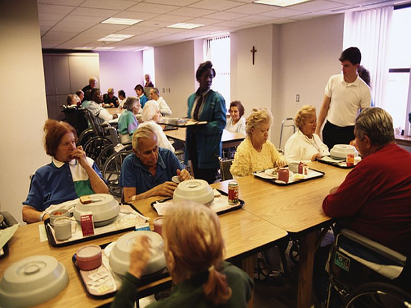 News Picture: More Than Half of Americans Will Need Nursing Home Care: Study