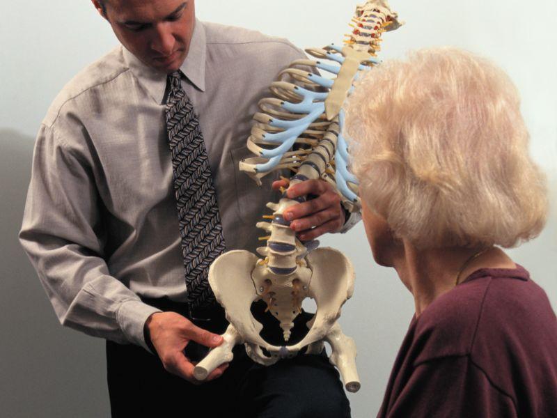 Vitamin D Supplements Wont Build Bone Health In Older