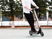 News Picture: Are E-Scooters a Quick Ticket to the ER?