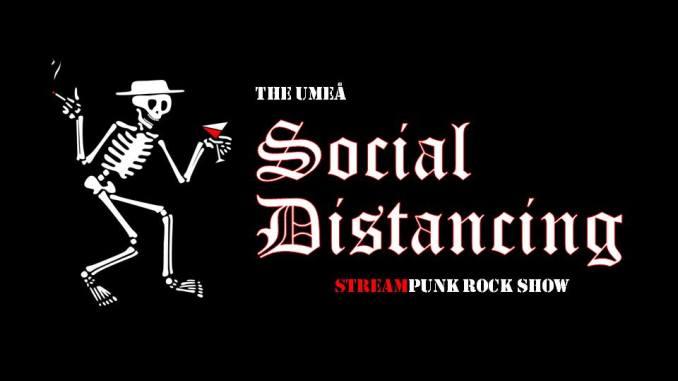 The Umeå Social Distancing Stream Punkrock Show