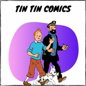 Tin Tin Comics