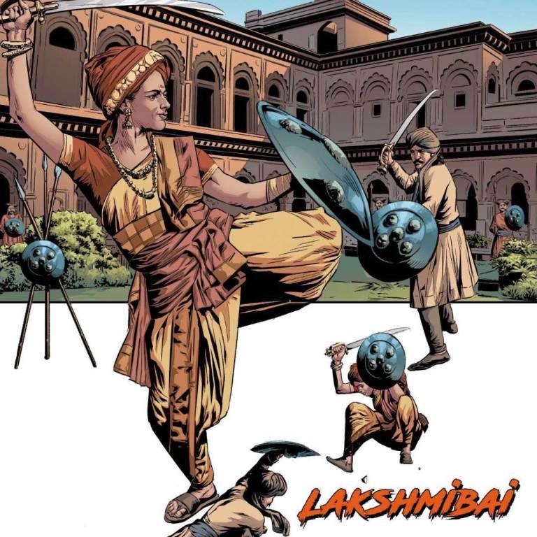 Laxmi-bhai-comics
