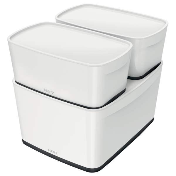 Leitz MyBox Stora lådor i A4 och A5