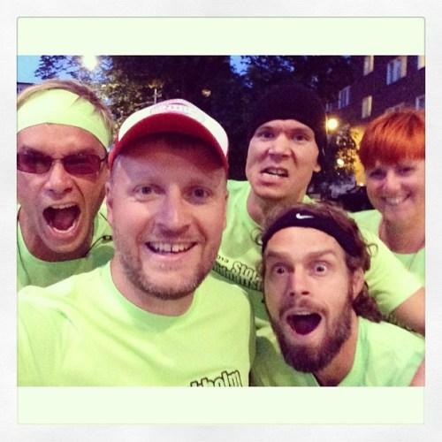 Midnattsloppet 2013