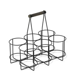 Wire Storage 6-Bottle Holder, $49.41. Available at www.williams-sonoma.com