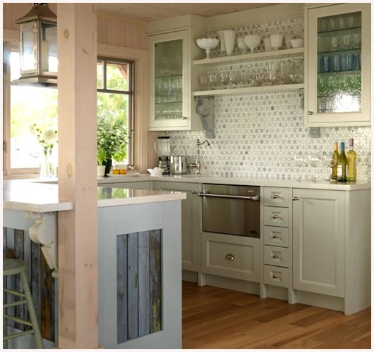 Kitchen Cabinets Hgtv: Red Cottage Chronicles