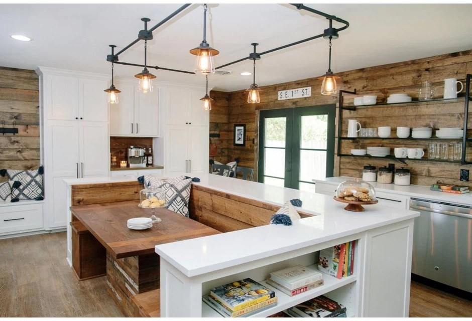 Fixer Upper French Country Decor