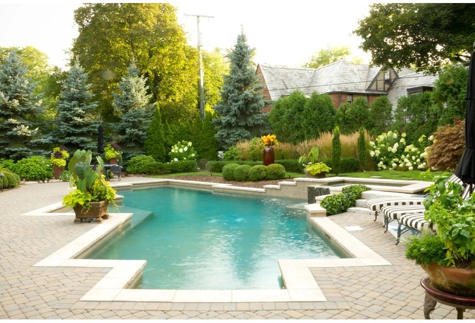 50 Beautiful Backyard Ideas on Stunning Backyards  id=49310