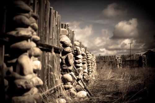 truchas fence