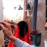 Alberto Jose Castagna Painter/Master Sculptor, Llano de San Juan, NM