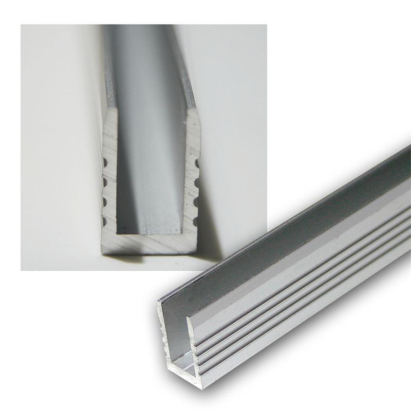 led aluminum wall glass shelf lights 1m