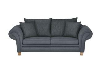 Mobel Hoffner Sofa Grau   Test