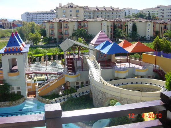"Bild ""Kinderpool"" zu lti Xanthe Resort & Spa in Evrenseki"