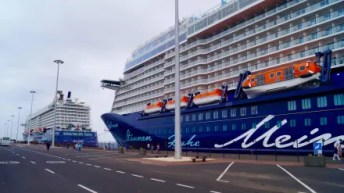 Afbeeldingsresultaat voor Flottentreffen Mein Schiff 3  Mein Schiff 4 Lanzarote