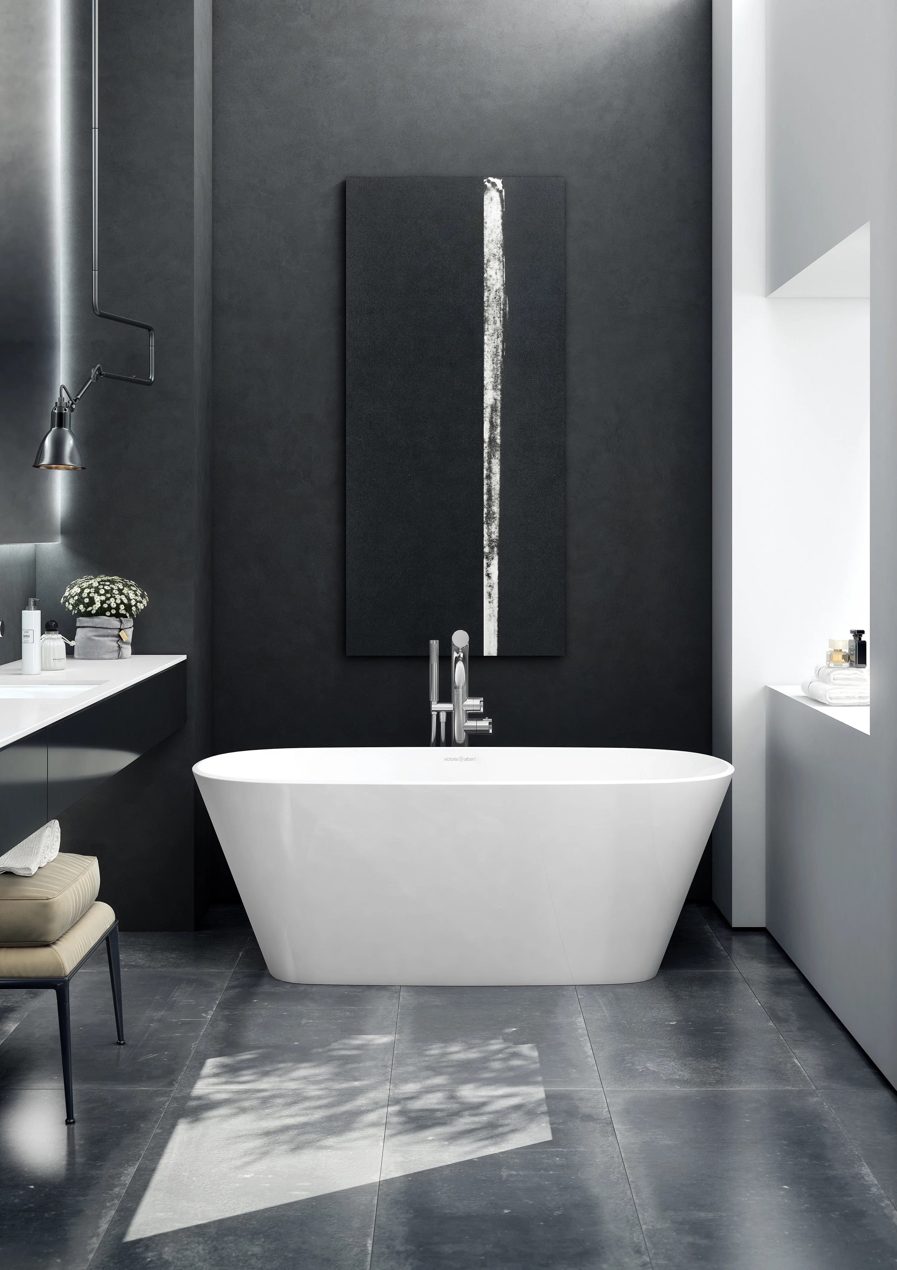Bathroom design ideas: The right fittings for a small ... on Space Bathroom  id=14245