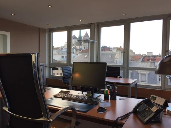 6eme etage bureau panoramique